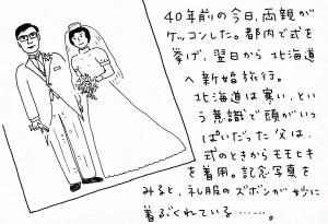 ルビー婚式