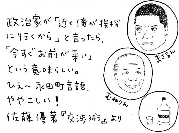永田町言語